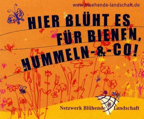 Logo Blühende Landschaften